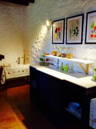 Hidden Valley Andalucia: Breakfast room