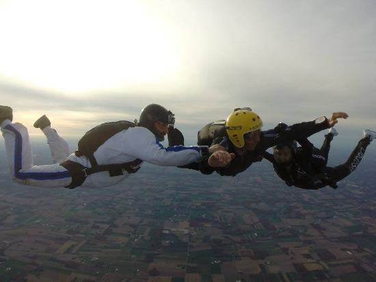 Aerohio Skydiving Center