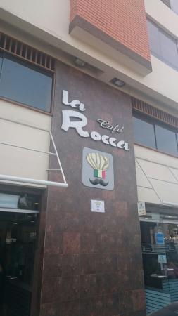 Café La Rocca