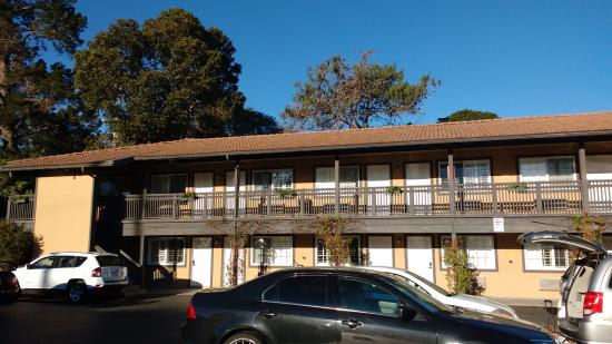 Super 8 Monterey/Carmel: Vista do Hotel