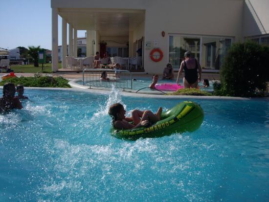 Grupotel Tamariscos: Zwemmen