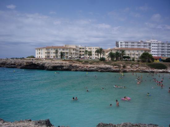 Grupotel Tamariscos: Top locatie
