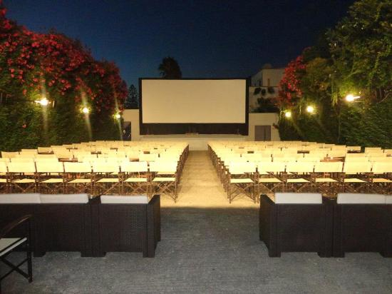 Orfeas Open Air Cinema