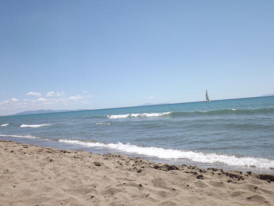 Spiaggia rocce foto di bagno rocchette s a s - Bagno rocchette ...
