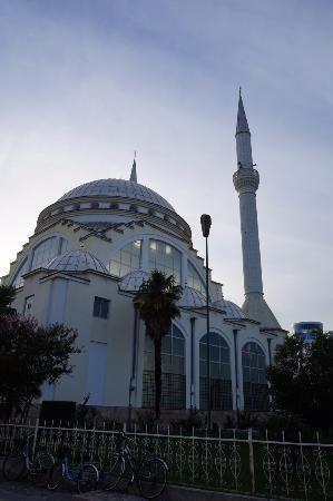 Shkoder, Albania: мечеть