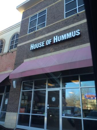 House of Hummus Mediterranean Cafe