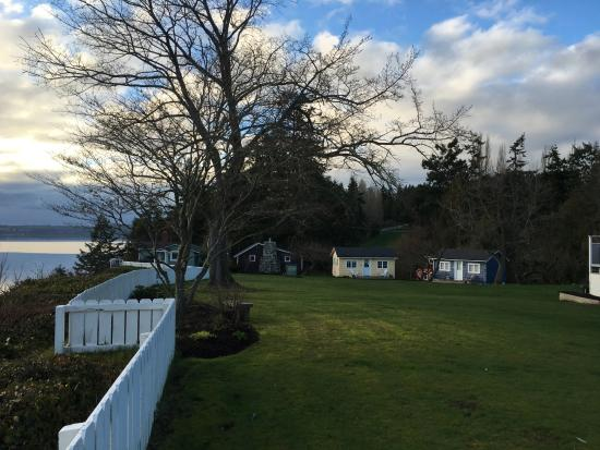 Chevy Chase Beach Cabins : Three of the cottages you can choose from