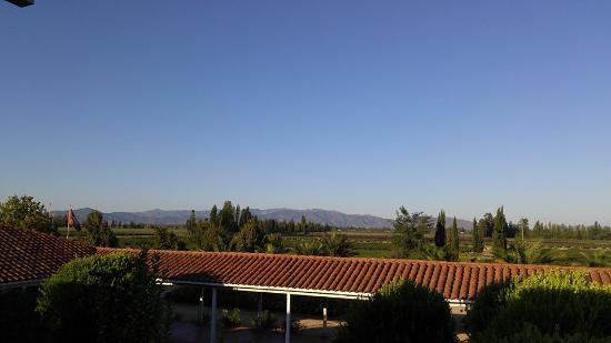 Hotel Vina la Playa : Foto da vista da saída do quarto