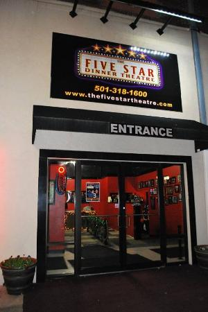 The Five Star Dinner Theatre