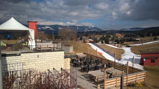 Veduta Panoramica Picture Of Terrazza Casa Rossa Asiago