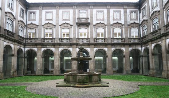 Biblioteca Publica Municipal do Porto