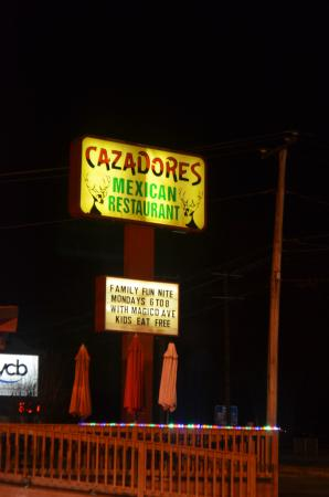 Cazadores: Easy to find