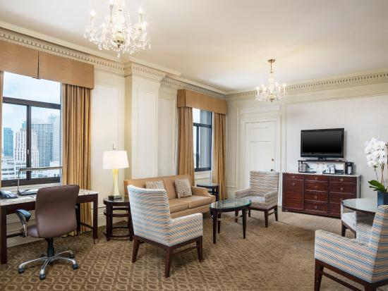 parkview suite living area picture of the westin st francis san rh tripadvisor ie