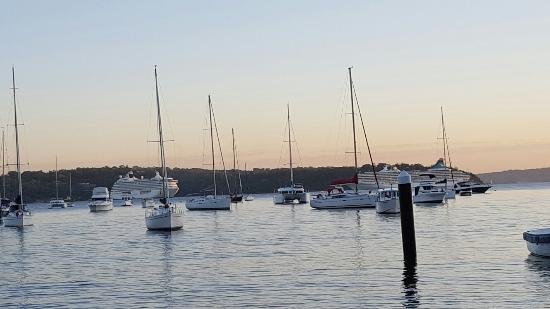 伊丽莎白湾海滨