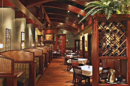 Connors Steak & Seafood: Enjoy our tastefully appointed interior.