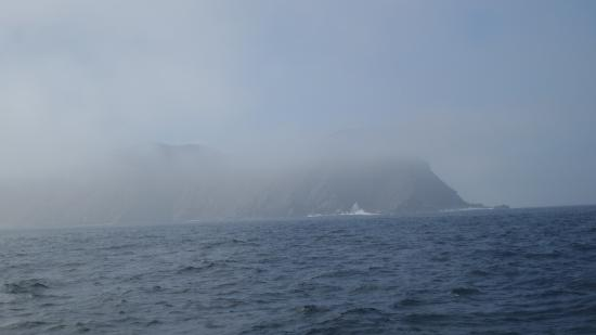 behind the fog is the first island fotograf a de h m landing san rh tripadvisor es