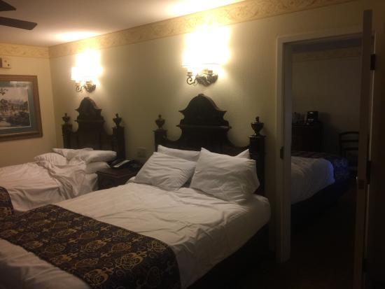 Rooms: Picture Of Disney's Port Orleans Resort