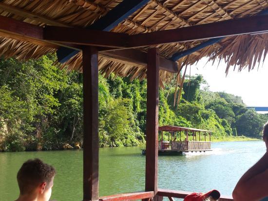 Bayahibe, Dominik Cumhuriyeti: descente du Chavron
