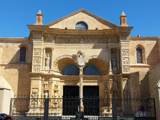 Bayahibe, Dominik Cumhuriyeti: cathédrale st Domingue