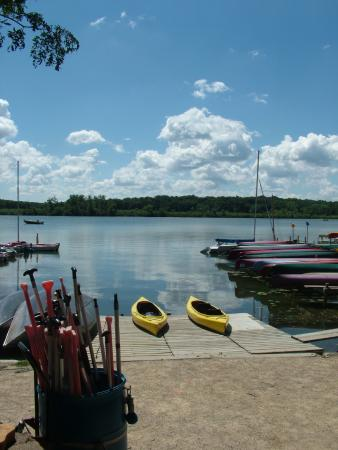 Idyllic Summer Day On Lake Wingra But >> Wingra Boats Madison 2019 All You Need To Know Before You Go