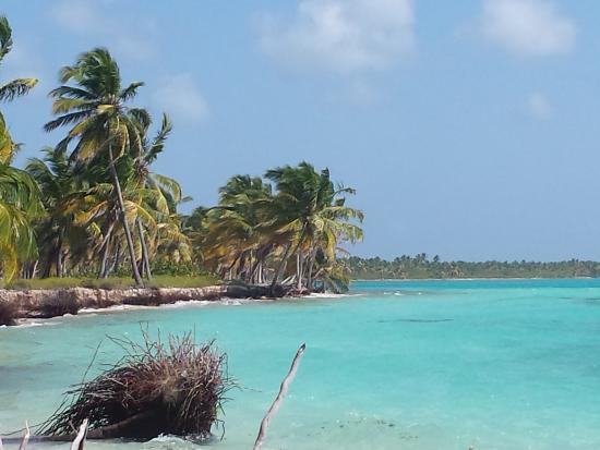 Bayahíbe, República Dominicana: la plage saona