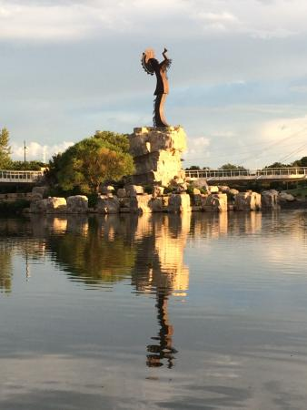 Arkansas River Trail: The Keeper of the Plains