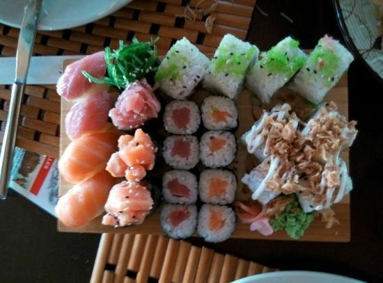 Restaurante japones la zenia restaurantanmeldelser for Restaurante japones alicante