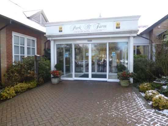 Park Farm Hotel Norwich Reviews