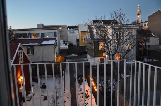 Grettisborg Apartments Resmi