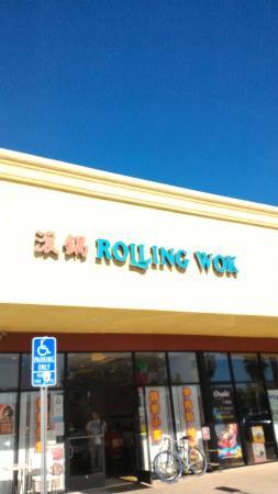 Rolling Wok