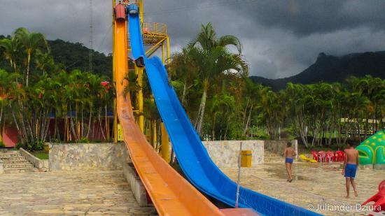 Parque Águas Claras: Tobo água