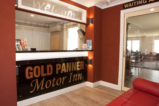 gold panner motor inn 3 bathurst. Black Bedroom Furniture Sets. Home Design Ideas