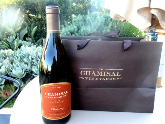 Chamisal Vineyards, San Luis Obispo, CA