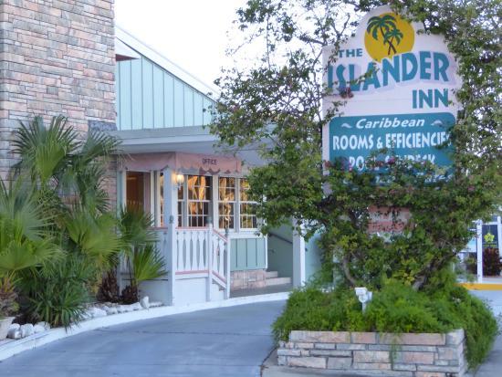 The Islander Inn: Es la mejor elección que pudiésemos haber hecho. Esta es una Casa, no un Hotel se serie . Realme