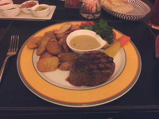 Argentina Steakhouse & Restaurant : 300g Rindsfiletsteak