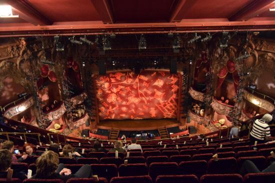 Lyceum Theatre 14 02 16