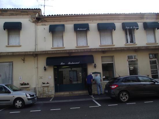 Tombeboeuf, Francja: Hotel du Nord