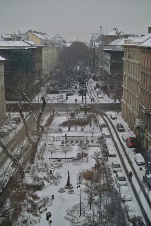 Medosz Hotel: panorama