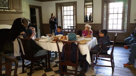 Read Reviews Of Colonial Williamsburg Powell House
