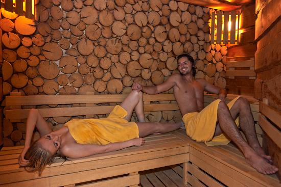 Myjava, Slovakien: Finnish sauna