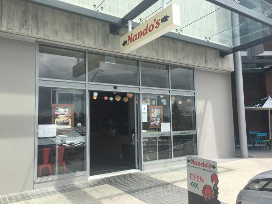 Takanini, Nowa Zelandia: Nando's