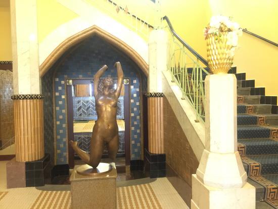 Art For Foyer : Foyer picture of art deco hotel imperial prague tripadvisor