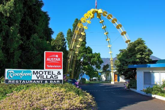 Rosetta, Αυστραλία: Riverfront Motel Restaurant & Bar