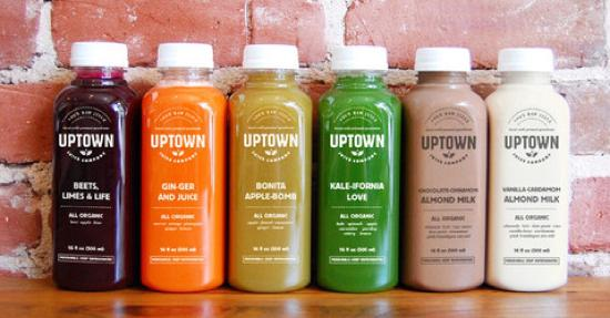 Uptown Juice Company