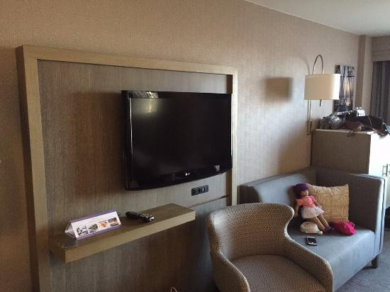 small tv with limited channels picture of hyatt regency boston rh tripadvisor com