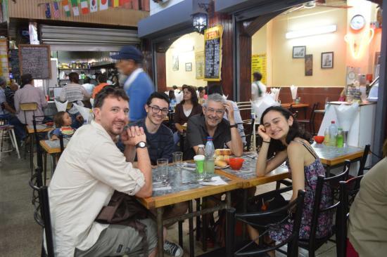 FoodyChile: Comiendo en la Vega Chica