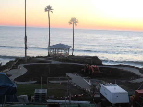 S Cliff Hotel Construction Work In Gr Area Best Western Pismo