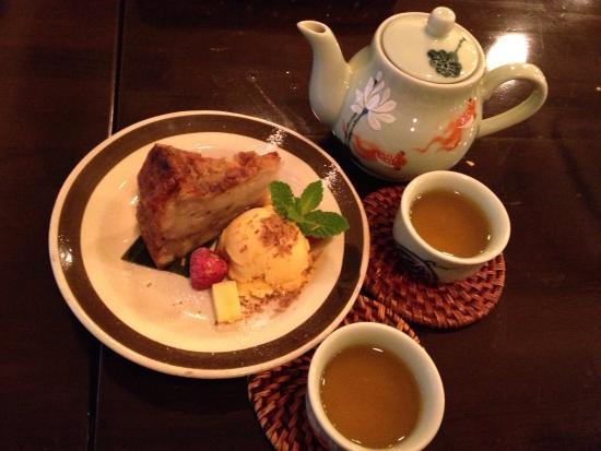 Rive Gauche: バナナケーキ