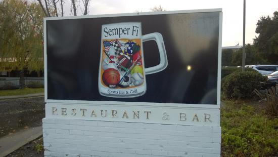 Semper Fi Sports Bar & Grill