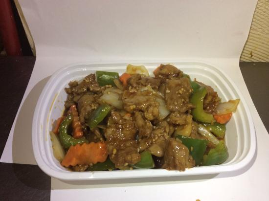 pepper steak with onion picture of sanfo chinese